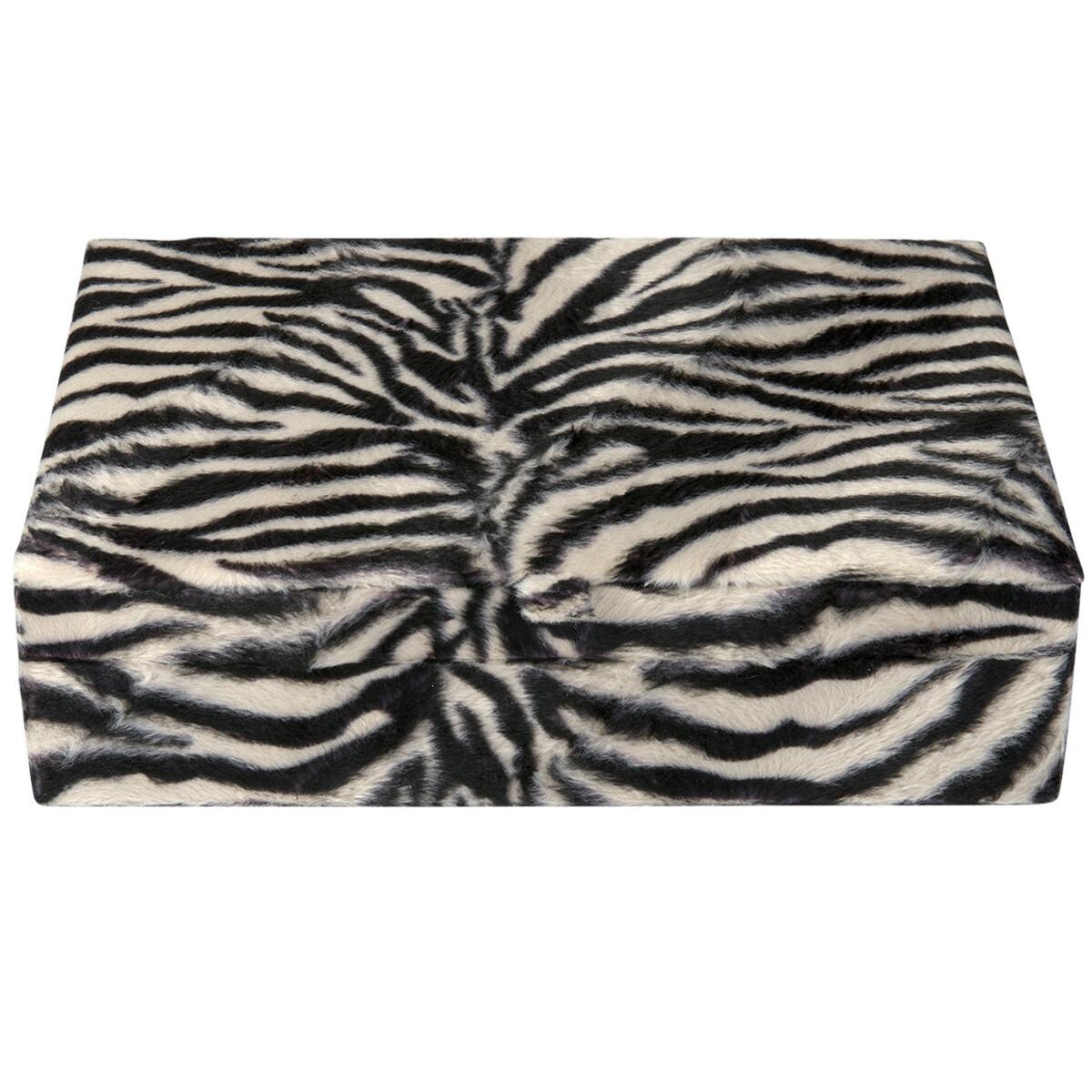 Bild 4 von Schmuckbox im Zebra-Look