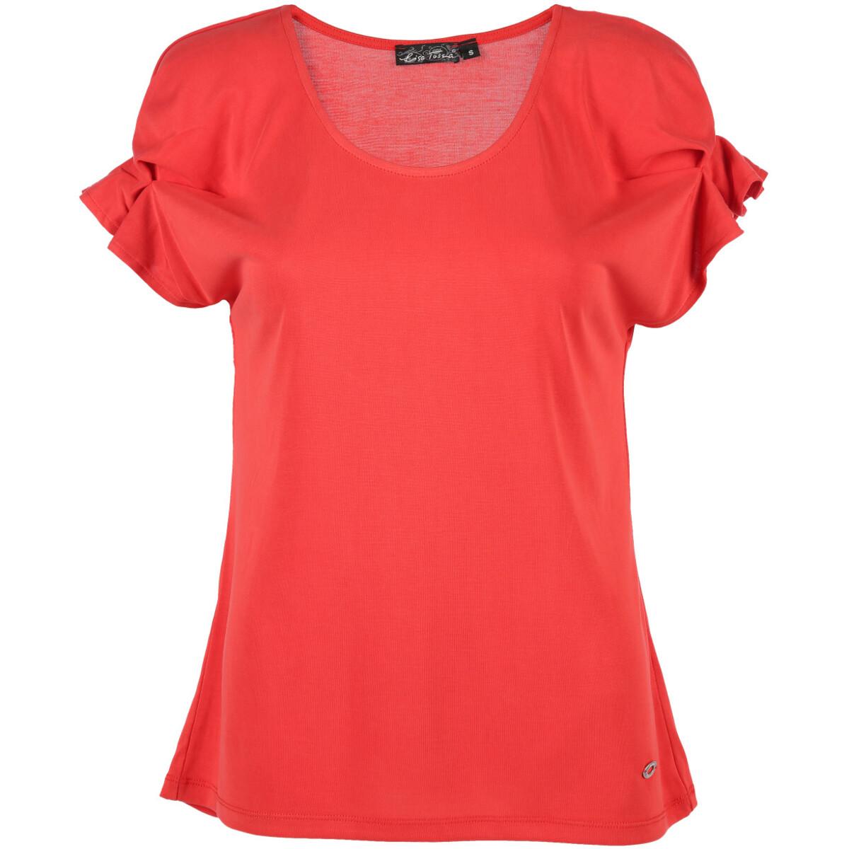 Bild 1 von Damen Shirt mit raffinierten Ärmeln