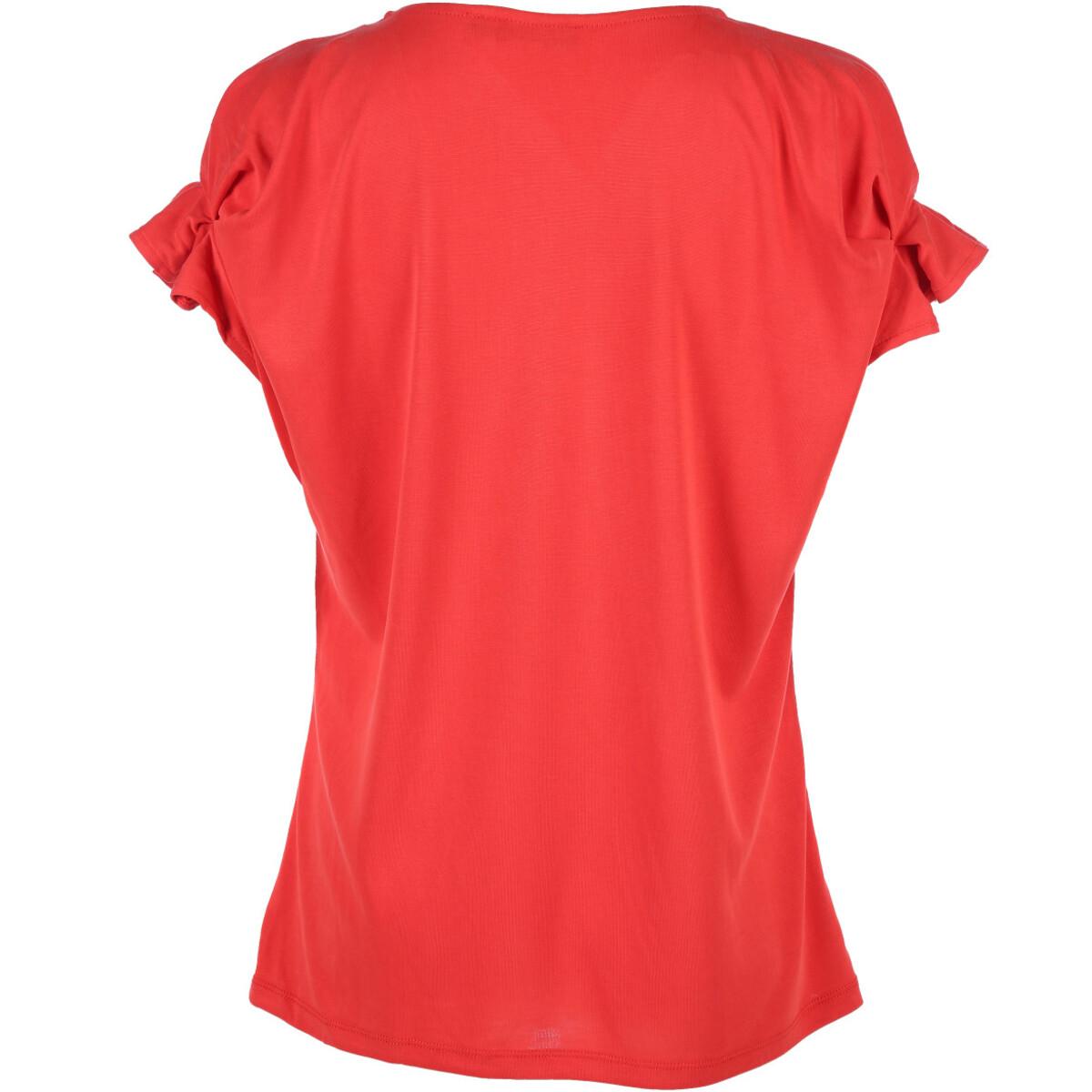 Bild 2 von Damen Shirt mit raffinierten Ärmeln