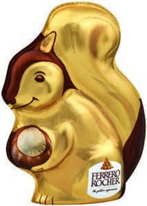 Ferrero Rocher Eichhörnchen