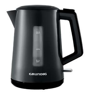 GRUNDIG Wasserkocher schwarz WK4620