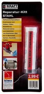 Kraft Werkzeuge Reparatur-Kitt Stahl