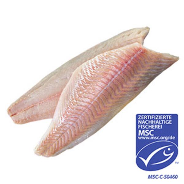 Seelachsfilet aus MSC Zertifizierten Wildfang, Nordostatlantik je 100 g
