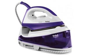 Tefal Dampfbügelstation SV6020 weiß/violett