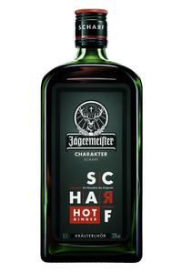 Jägermeister Scharf   33,0 % vol   0,7 l