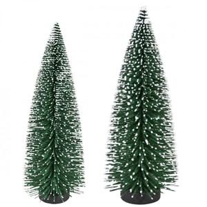 Deko-Tannenbaum aus Kunststoff in verschiedenen Größen
