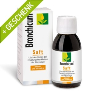 Bronchicum Saft 100 ml