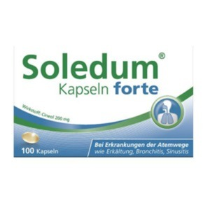 Soledum Kapseln Forte 200 mg 100 St