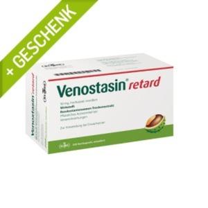 Venostasin Retard 50 mg Hartkapsel retar 200 St