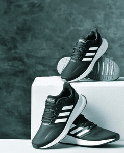 Damen oder Herren Adidas Schuhe RUNFALCON