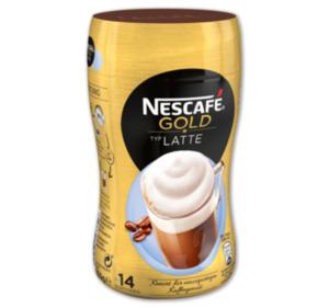 NESCAFÉ Latte macchiato oder Cappuccino