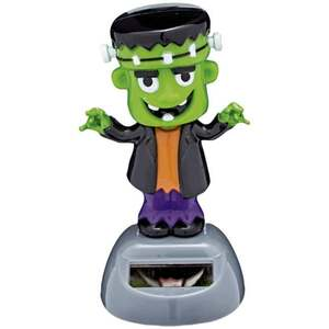 IDEENWELT Halloween-Solar-Figur Frankenstein