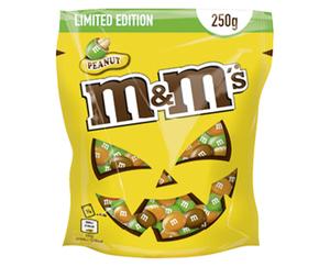 M&M's®  Halloween Edition Peanut