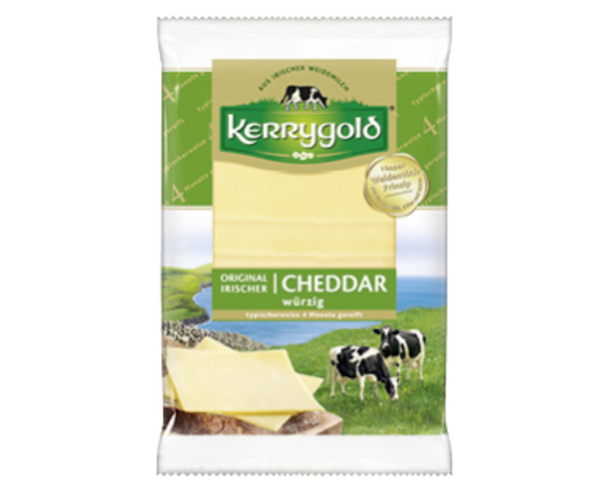 Bild 1 von Kerrygold®  Käsemix, Butterkäse oder Cheddar