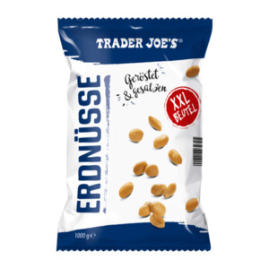 TRADER JOE'S     Erdnüsse