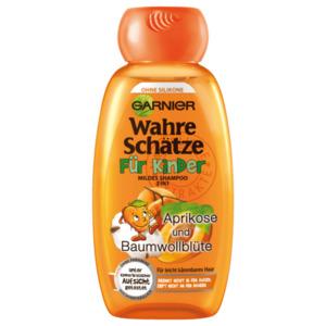 Garnier Wahre Schätze Shampoo Kids Aprikose 250ml