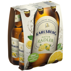 Karlsberg Natur Radler 6x0,33l