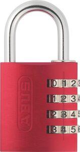 ABUS Zahlenschloss - rot