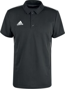 "adidas Polo Shirt ""Core"" - schwarz, Gr. L"
