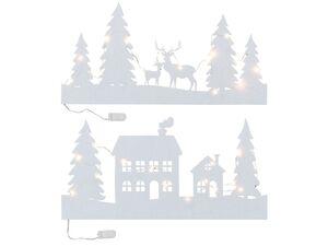 MELINERA® LED-Fensterbild
