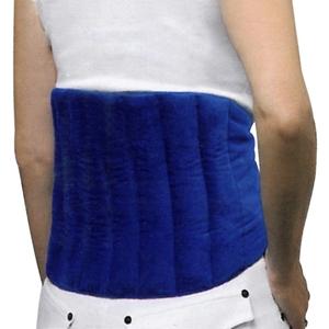 Körnerkissen für den Rücken