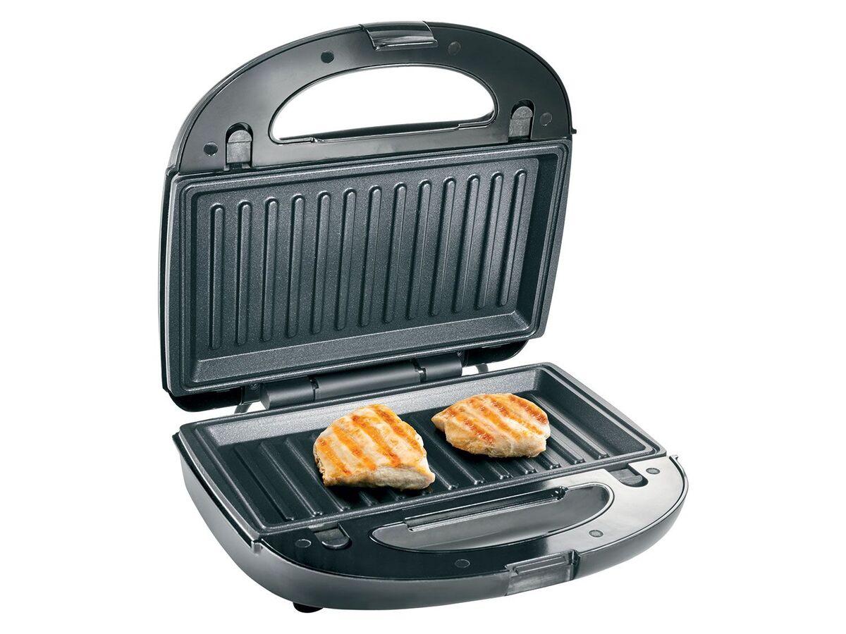 Bild 2 von SILVERCREST® Sandwichmaker SSMW 750 D1