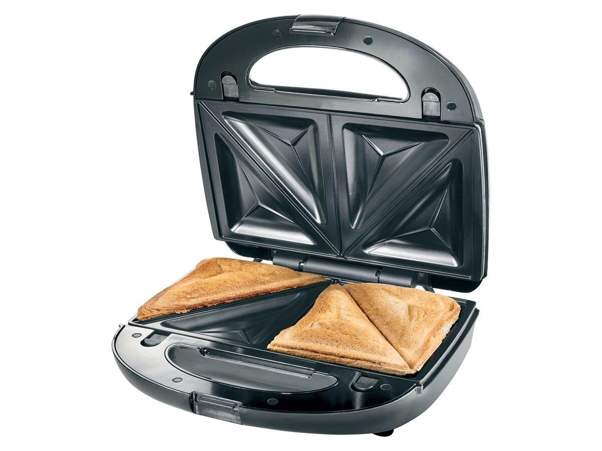 Bild 3 von SILVERCREST® Sandwichmaker SSMW 750 D1