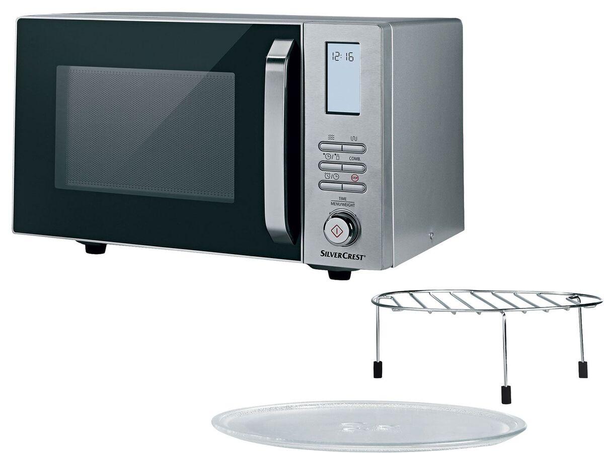 Bild 1 von SILVERCREST® Mikrowelle SMW 800 E2