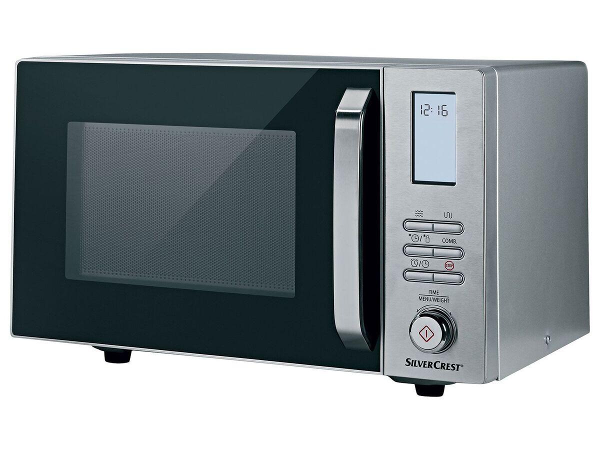 Bild 3 von SILVERCREST® Mikrowelle SMW 800 E2