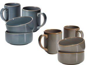ERNESTO® 2 Tassen/ 2 Schalen