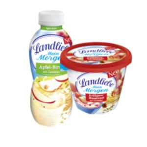 Landliebe Mein Morgen mit Cerealien oder Trinkjoghurt