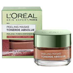 L'Oreal Paris Skin Expert Peeling Maske Tonerde Absolue 50ml