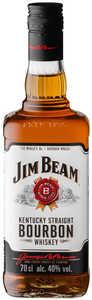 JIM BEAM  Kentucky Straight Bourbon Whiskey oder Honey Whiskey-Likör