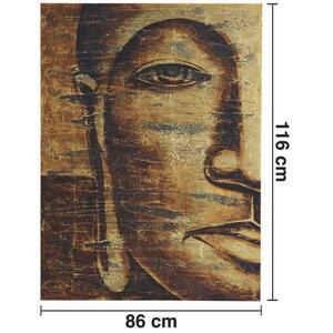 Bild Tibet II Goldfarben ca.86x116cm