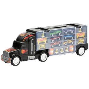 Spielzeugauto Super Racer, 16-teilig