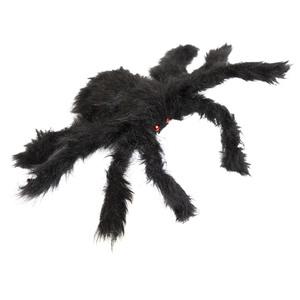 Deko-Spinne mit Netz (Ø 180 cm)