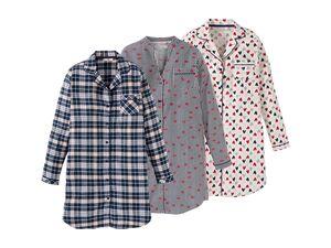 ESMARA® Lingerie Damen Bigshirt