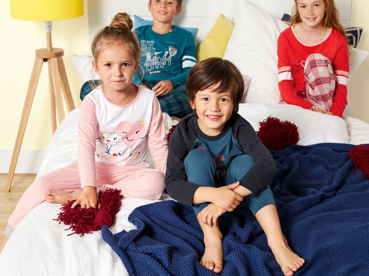 Bild 2 von PEPPERTS® Mädchen Pyjama