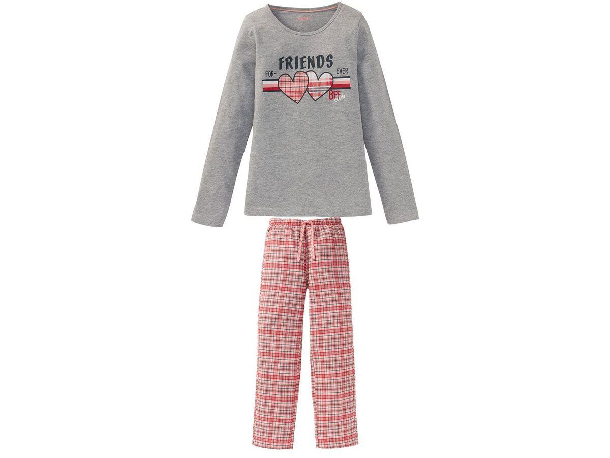Bild 3 von PEPPERTS® Mädchen Pyjama