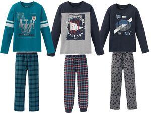 PEPPERTS® Jungen Pyjama