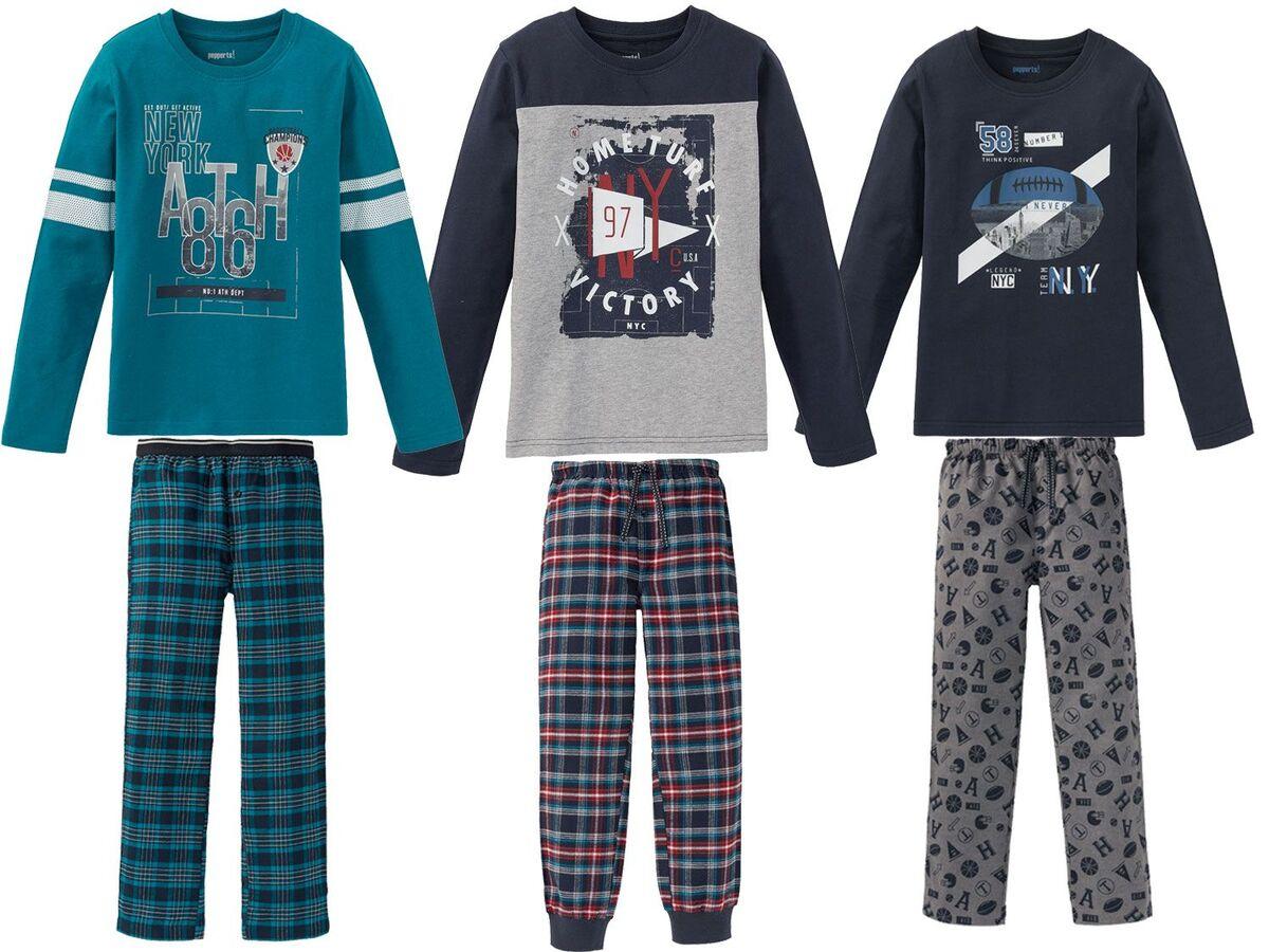 Bild 1 von PEPPERTS® Jungen Pyjama