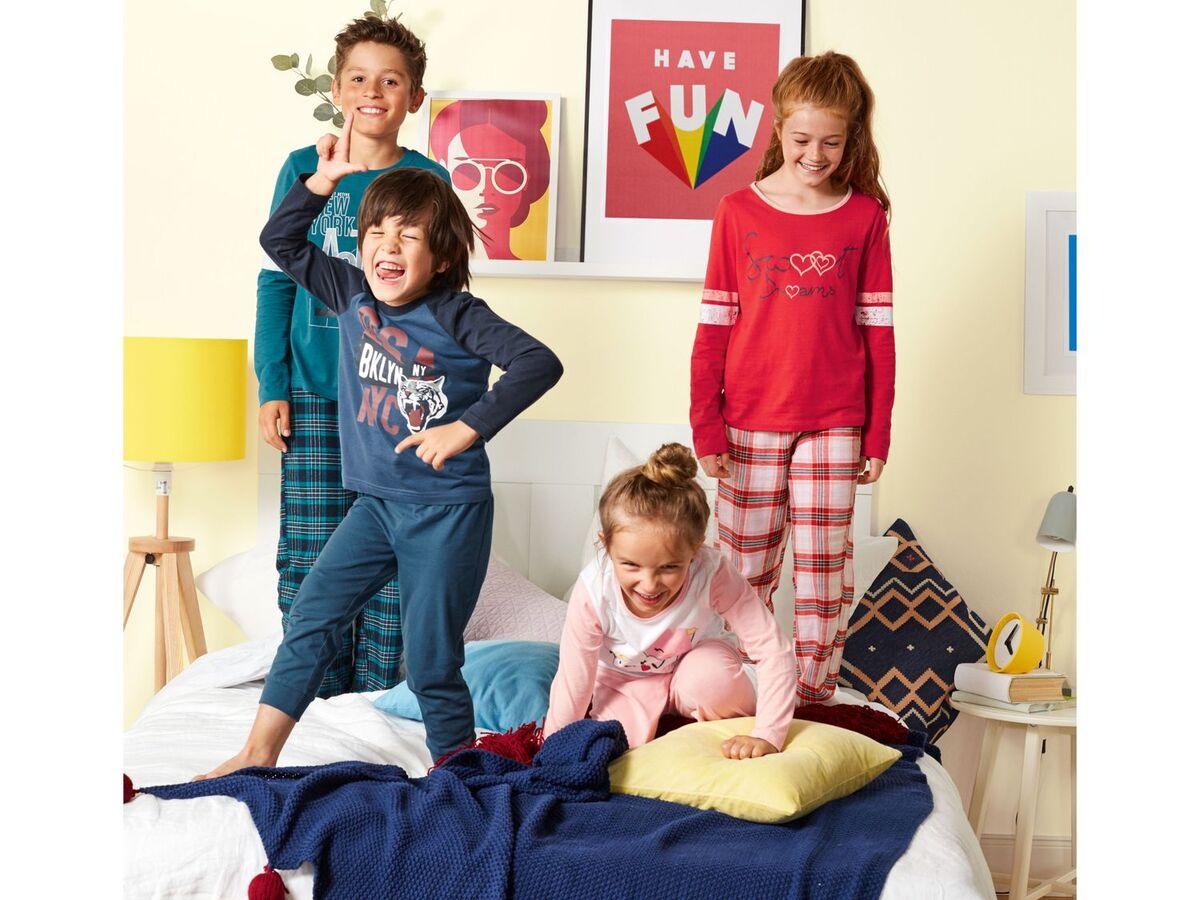 Bild 3 von PEPPERTS® Jungen Pyjama