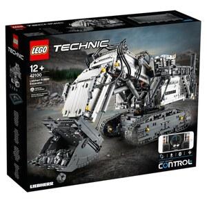 LEGO Technic - 42100 Liebherr Bagger R 9800