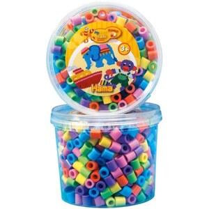 Hama - Maxi Dose 600 Perlen, pastell