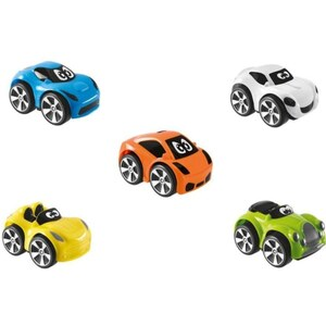 Chicco - Mini Turbo Touch Fahrzeug, sortiert