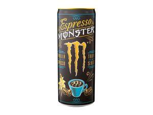 Espresso Monster Vanilla Espresso/Espresso & Milk
