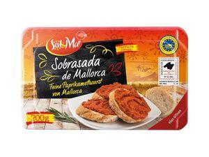 Feine Paprikamettwurst aus Mallorca