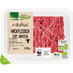 EDEKA Bio Rinderhackfleisch