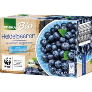 EDEKA Bio Heidelbeeren