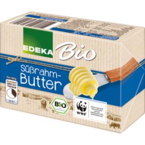 EDEKA Bio Süßrahmbutter